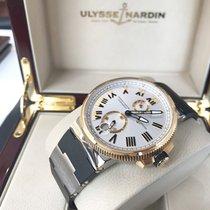 Ulysse Nardin Otomatik 2016 ikinci el Marine Chronometer Manufacture
