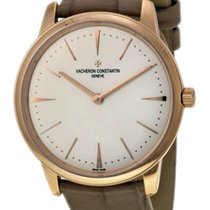 Vacheron Constantin Patrimony Rose gold 36mm Silver