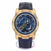 Ulysse Nardin Freak Cruiser Or rose 45mm Bleu