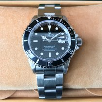 Rolex Submariner Date S-Serial Fullset & Serviced