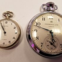 Ingersoll Lavina & Ingersoll Ltd Pocket Watches ( Need Service)