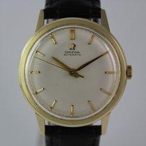 Omega Vintage Automatik Gold #A3508 Box Best Zustand
