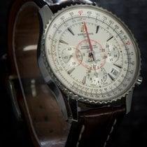 百年靈 Montbrillant 01 Special Series - Leon Fabrique d' horlogerie