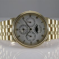 Blancpain Villeret pre-owned 34mm Yellow gold