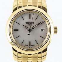 Tissot Classic Dream Guld/Stål 28mm Perlemor