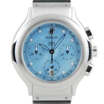 Hublot Elegant pre-owned 36mm White gold
