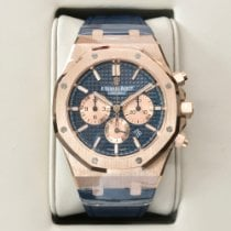 Audemars Piguet Royal Oak Chronograph nieuw 41mm Roségoud