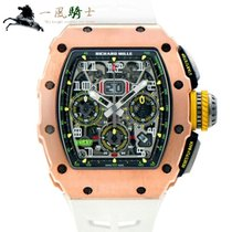 Richard Mille RM11-03 Ouro rosa RM 011 50mm