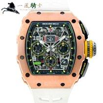 Richard Mille RM11-03 Oro rosado RM 011 50mm