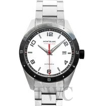 Montblanc Steel 41mm Automatic 116057 new