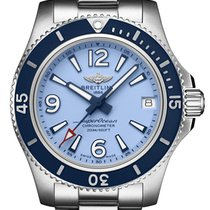 Breitling Superocean new 2021 Automatic Watch with original box and original papers A17316D81C1A1