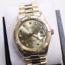 Rolex Aur galben 36mm Atomat Datejust Turn-O-Graph folosit
