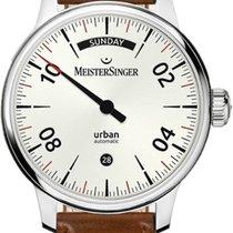 Meistersinger Stal 40mm Automatyczny URDD901 nowość