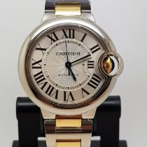 Cartier Steel 33mm Automatic W2BB0002 new