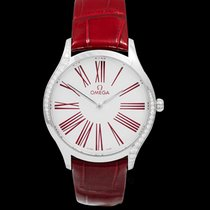 Omega De Ville Trésor Steel 36mm White United States of America, California, San Mateo