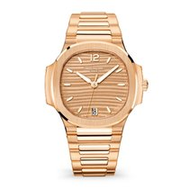 Patek Philippe Rose gold 35.2mm Automatic 7118/1R-010 new