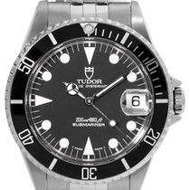 Tudor 75090 Steel 1996 Submariner 36mm pre-owned