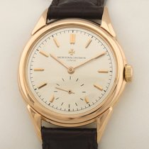 Vacheron Constantin Patrimony 4956 Oversize Small Second Automatik Automatic 1954 pre-owned