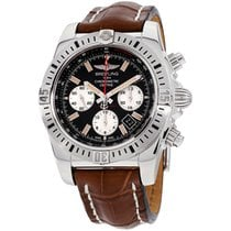 Breitling Chronomat 44 Airborne Steel 44mm Black United States of America, New York, Brooklyn