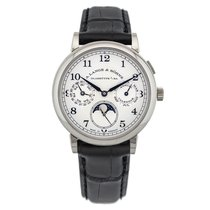 A. Lange & Söhne 1815 White gold 40mm Silver United States of America, Florida, Sunny Isles Beach