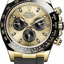 Rolex 116518ln Yellow gold 2020 Daytona 40mm new United States of America, New Jersey, Edgewater
