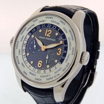 Girard Perregaux WW.TC White gold 41mm Grey Arabic numerals United States of America, California, Los Angeles