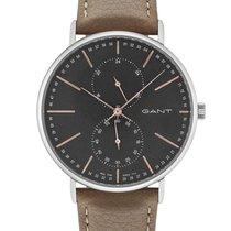 Gant Stahl 41mm Quarz GT036009 neu