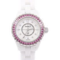 Chanel J12 29mm Quartz pre-owned Watch only