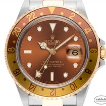 Rolex GMT-Master II 16713T 2004 occasion