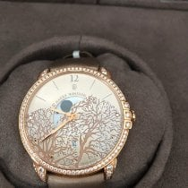 Harry Winston Midnight Rose gold 39mm Champagne Arabic numerals