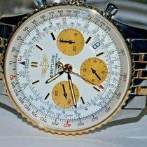 Breitling D23322 Or/Acier Navitimer 42mm occasion