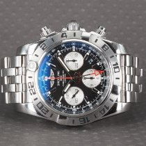 Breitling Chronomat 44 GMT AB0420B9/BB56/375A 2016 gebraucht