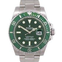 Rolex Submariner Date Steel 40mm Green No numerals United States of America, Florida, Boca Raton