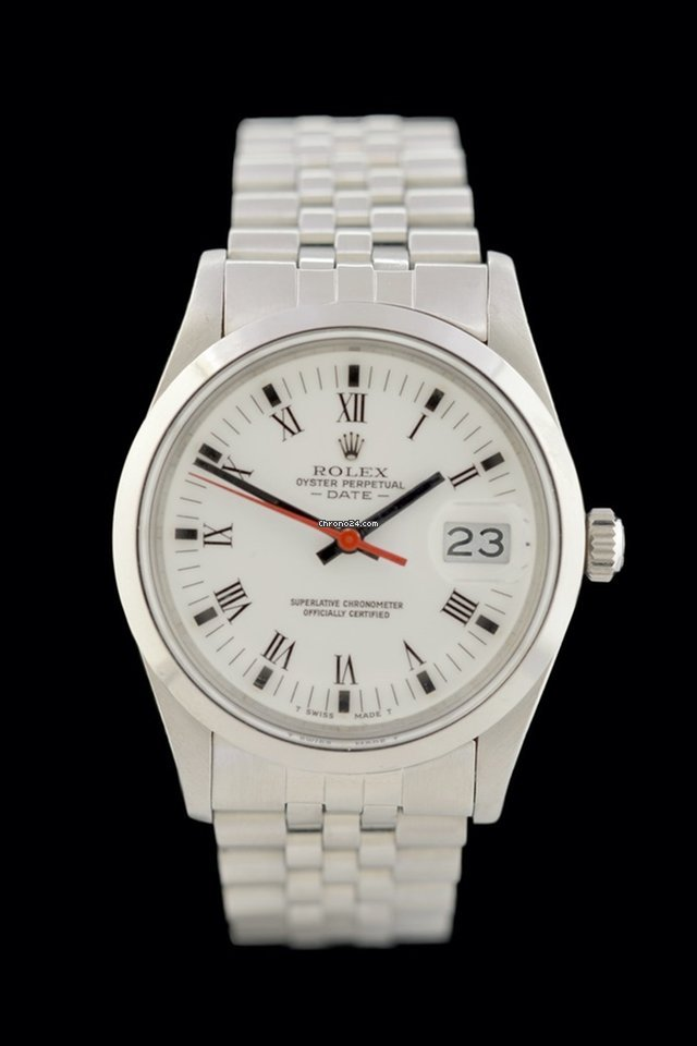 Rolex Oyster Perpetual Date 15000 1982