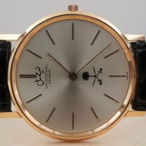 Universal Genève Rose gold 34mm Manual winding pre-owned