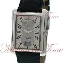 Piaget Emperador Platinum 31.5mm Silver Arabic numerals United States of America, New York, New York