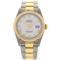 Rolex Oyster Perpetual Datejust 16203 18k / SS