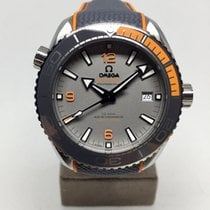 Omega Planet Ocean 600 M Titanium Co-Axial Automatic 43.5mm