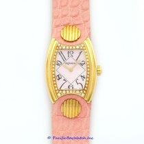 DeLaneau First Lady Yellow gold 24mm Arabic numerals United States of America, California, Newport Beach