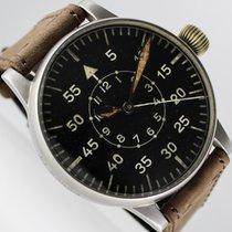 A. Lange & Söhne Fliegerarmbanduhr Pilot WWII Luftwaffe