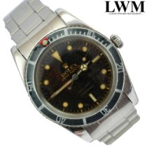 Rolex 6536/1 Stahl Submariner (No Date) escluso corona 37mm