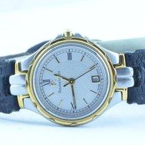 Maurice Lacroix Calypso Damen Uhr Vergoldet 25mm Schöner...