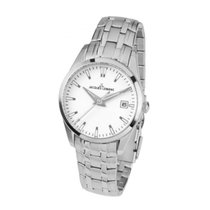 Jacques Lemans Sport Liverpool Steel 28mm Silver