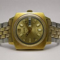 Elgin Vintage Automatic Square/cushion Case Men's Watch