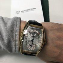 Franck Muller Centree Curvex Grande Date 8880 GD