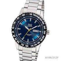 Citizen Q&Q Analog Blue Dial Men's Watches - A194-212Y