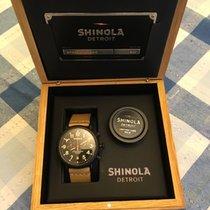 Shinola 40mm Quarz 2014 gebraucht