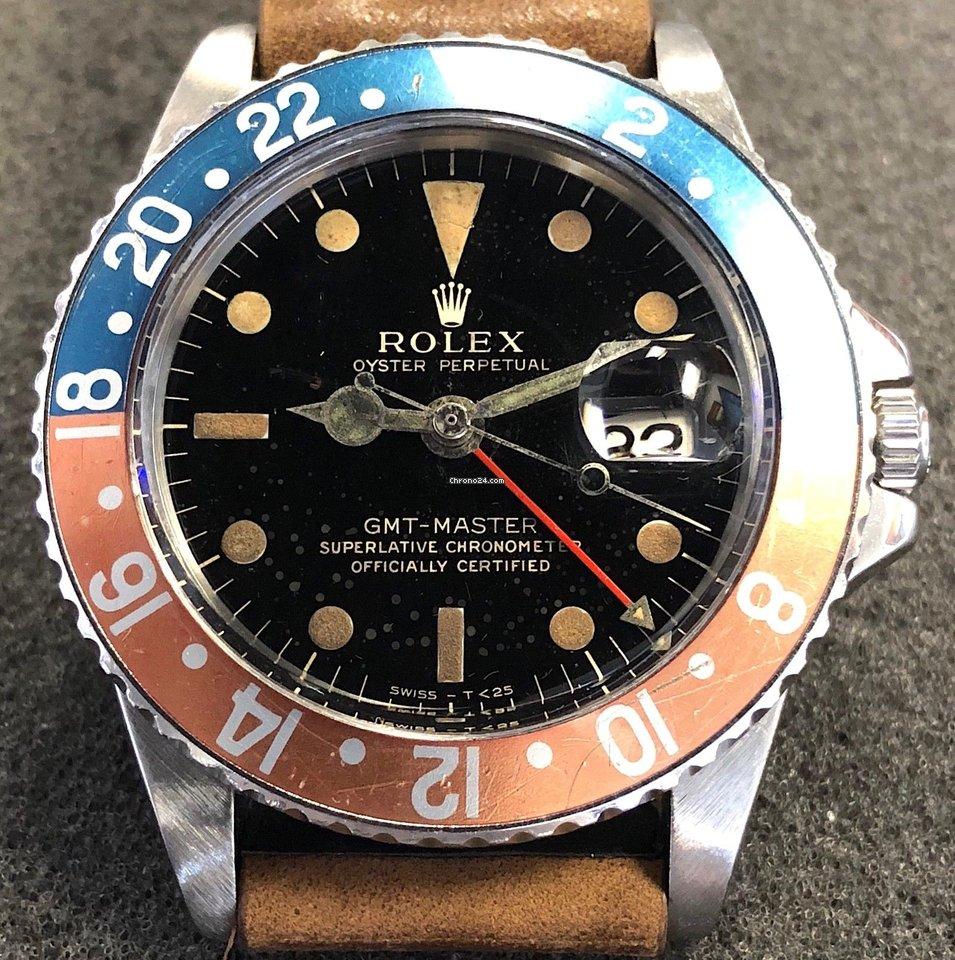 1a615575673 Rolex 1675 - Compare preços na Chrono24