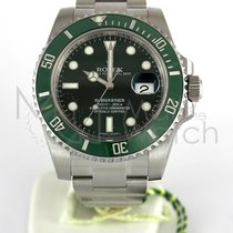Rolex 116610LV Acero Submariner Date 40mm