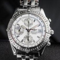47aae3f3dcc Breitling A13352 Aço Chronomat (Submodel) 39mm